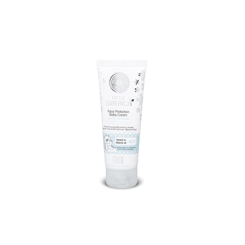 """Crema Facial protectora para bebés """" Explorador Polar"""" 75 ml"""
