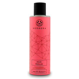 Agua Micelar Rosa de Damasco 200ml