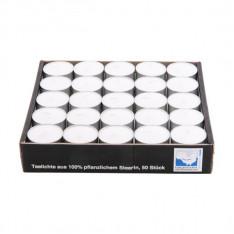 Caja 50 velas para té