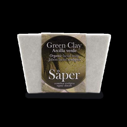 Jabón de arcilla verde 115 gr