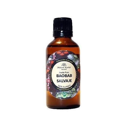 Aceite Puro de Baobab Salvaje 55ml
