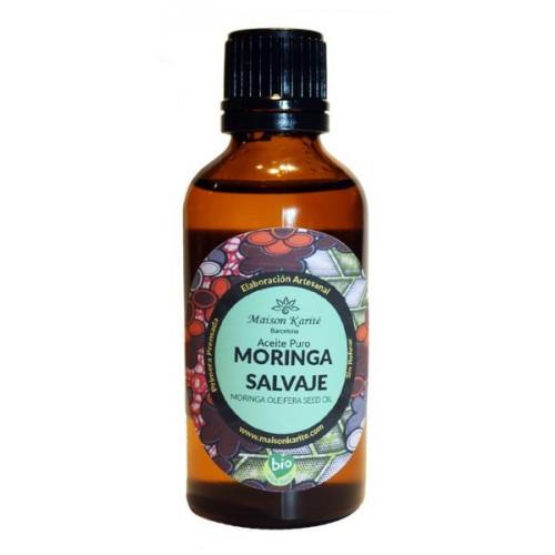 Aceite de Moringa Salvaje Puro Virgen Extra 30ml