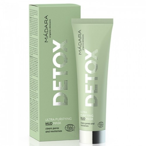 Mascarilla Detox Ultra Purificante 60 ml
