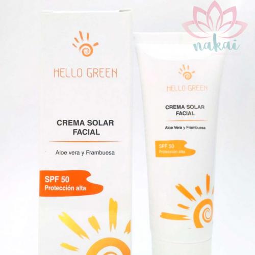 Crema solar facial Ecológica SPF 50 75 ml