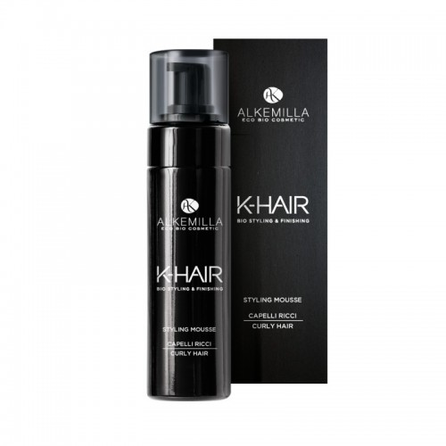 Styling mousse cabello rizado K-Hair 150ml