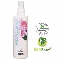 Hidrolato ecológico de Rosa Damascena 250ml