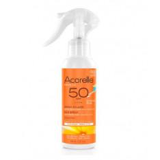 Spray solar para niños y piel sensible spf 50 150ml