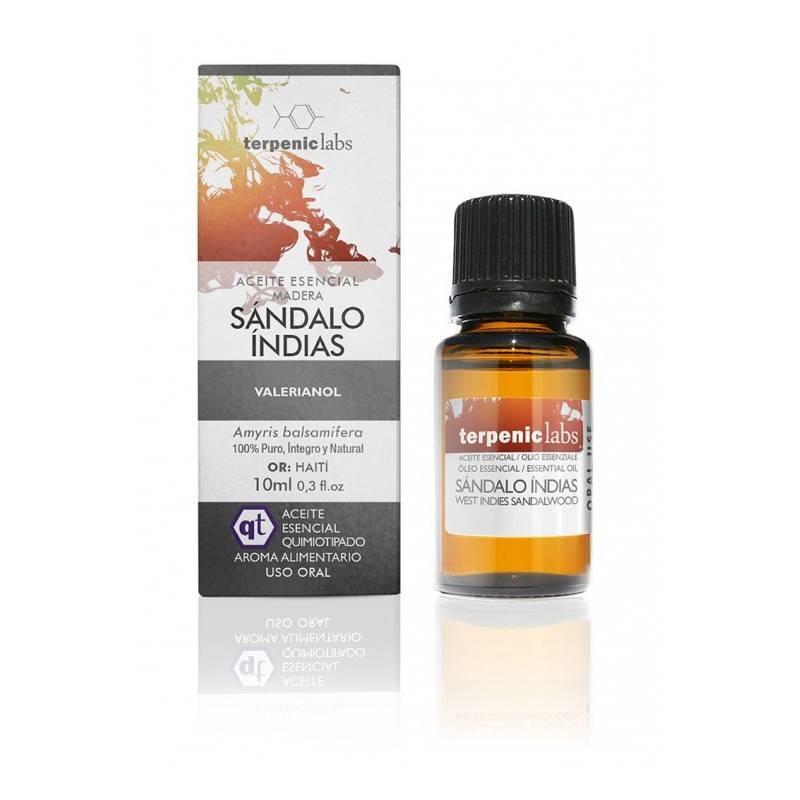 Aceite esencial BIO Sándalo de Indias 10 ml TERPENIC LABS