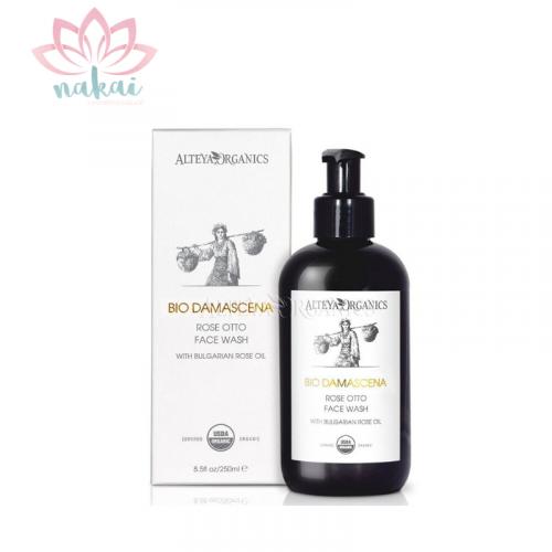 Espuma Limpiadora ecológica con aceite esencial de Rosa