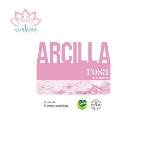 Arcilla Rosa 200gr