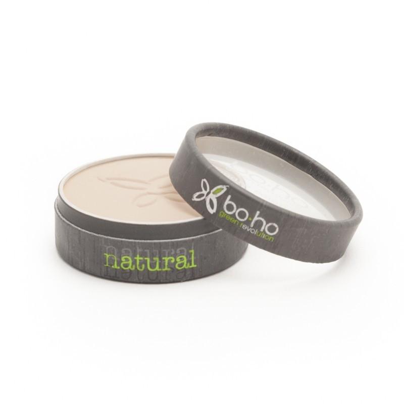 Base de maquillaje compacta 02 Beige Clair 4.5 gr