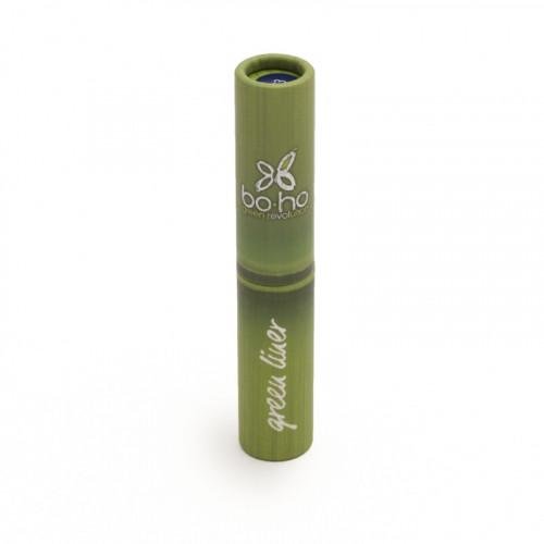 Delineador de ojos 03 Green Liner azul 3 ml