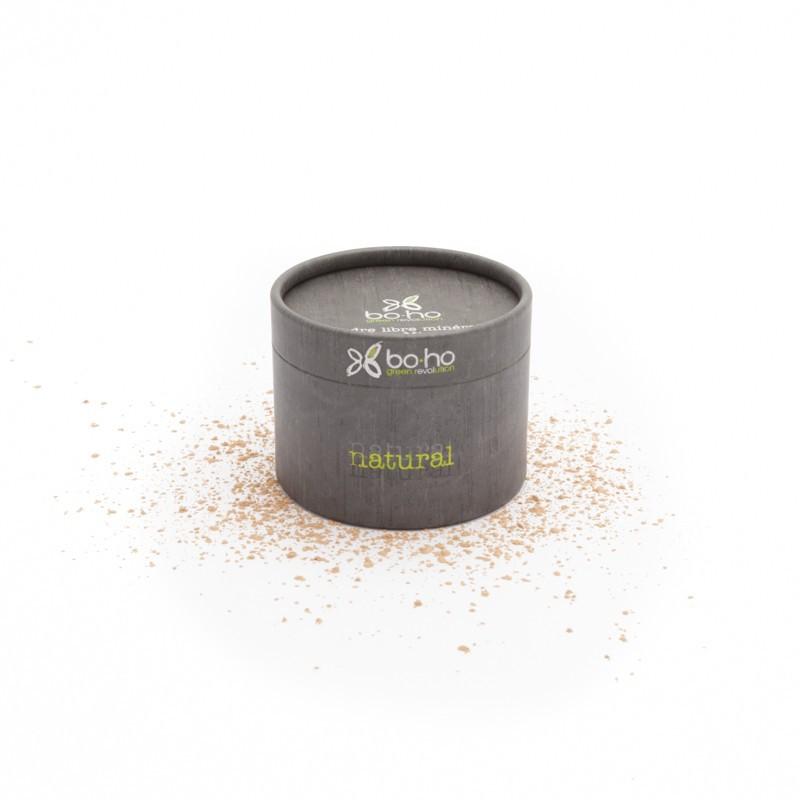 Polvo mineral suelto Green Mineral 01 Beige Claro 10g