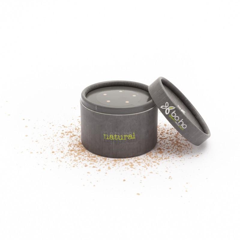 Polvo mineral suelto Green 02 Mineral Beige 10 g