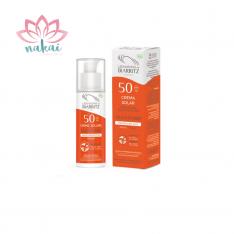 Crema Solar SPF 50 facial 50 ml