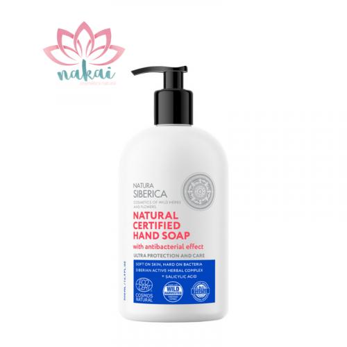 Jabón de manos efecto higienizante 500ml