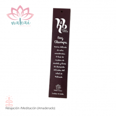 Incienso Natural Nag Champa 20gr