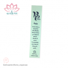 Incienso Natural Rosa 20gr