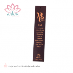 Incienso Natural Oud 20 gr