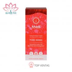 Henna Natural 100% pura 100gr