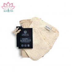 Muselina 100% algodón orgánico Zero Waste