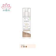 Crema Solar Facial SPF 50 Color Beige 50 ml
