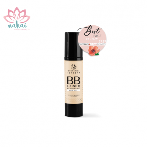 BB Cream con ácido Hialurónico tono Light 50ml
