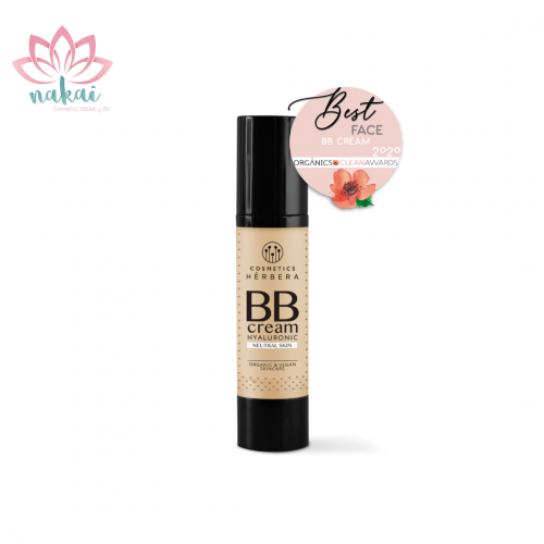 BB Cream con ácido Hialurónico tono Neutral Skin 50 ml