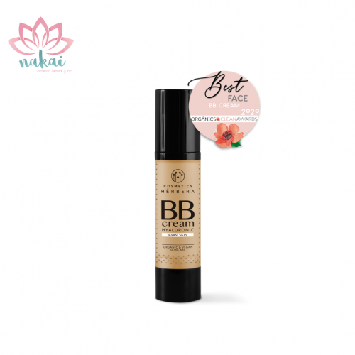 BB Cream con ácido Hialurónico tono Warm Skin 50 ml