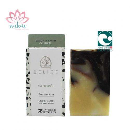 Jabón de cedro y cacao (manos & cuerpo) 100gr