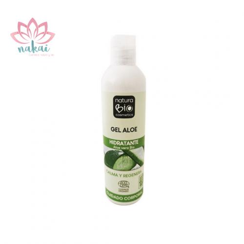 Gel de Aloe Hidratante 250 ml