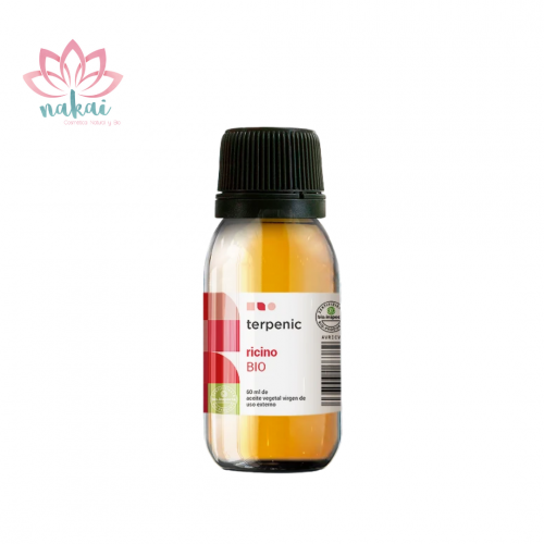 Aceite Vegetal de Ricino Bio 60 ml TERPENIC LABS