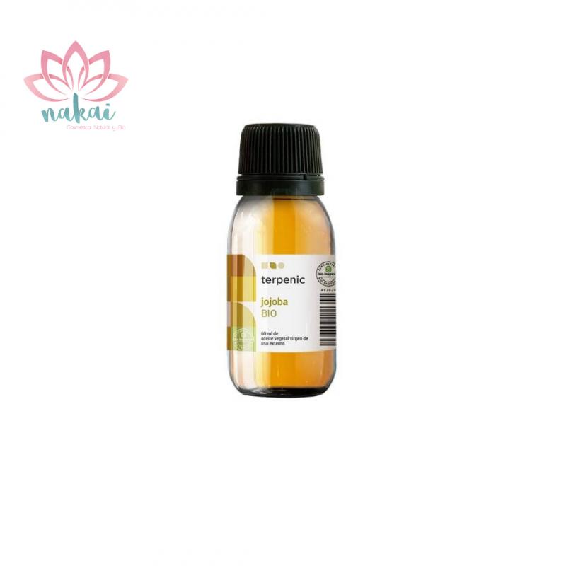 Aceite Vegetal de Jojoba BIO 60 ml TERPENIC LABS