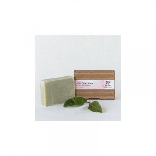 Jabón de Arcilla Verde y Laurel 120 gr
