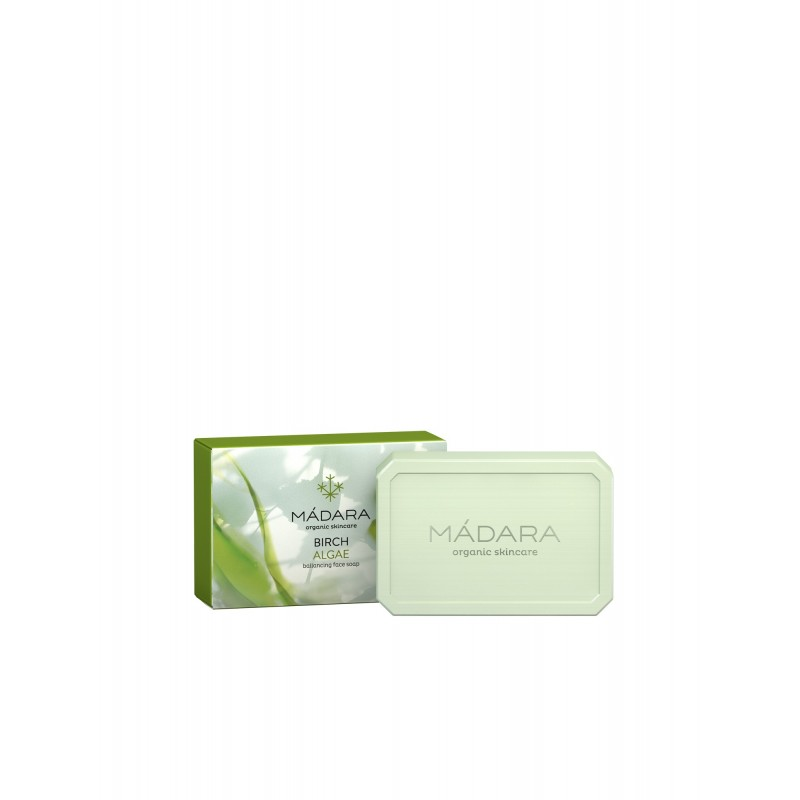 Jabón Facial de Abedul y Algas 70gr