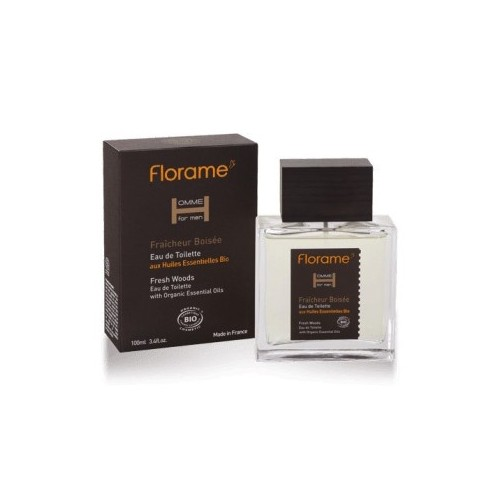 Eau de Toilette Fresh wood 100 ml