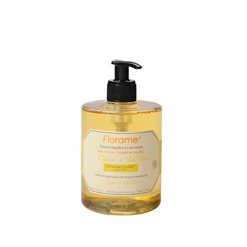 Jabón de Manos Limón & Árbol de Té 500ml