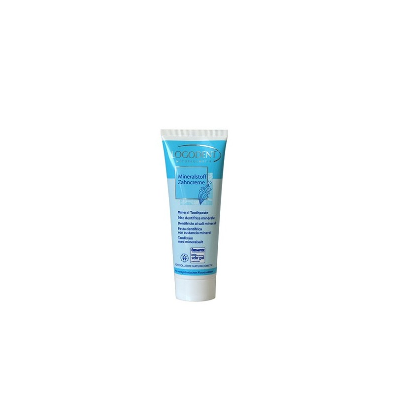 Dentífrico mineral Logodent 75 ml