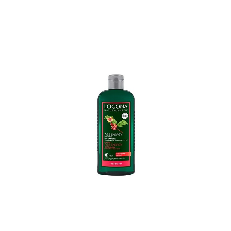 Champú Energy BIO Cafeína 250 ml