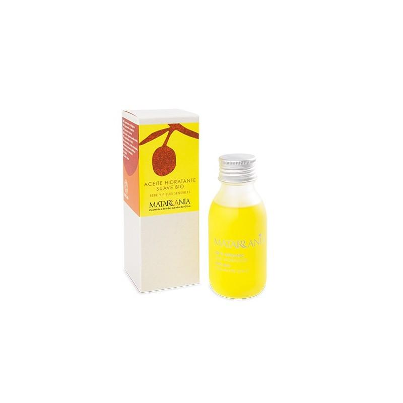 Aceite hidratante Bebé y piel sensible BIO 100 ml