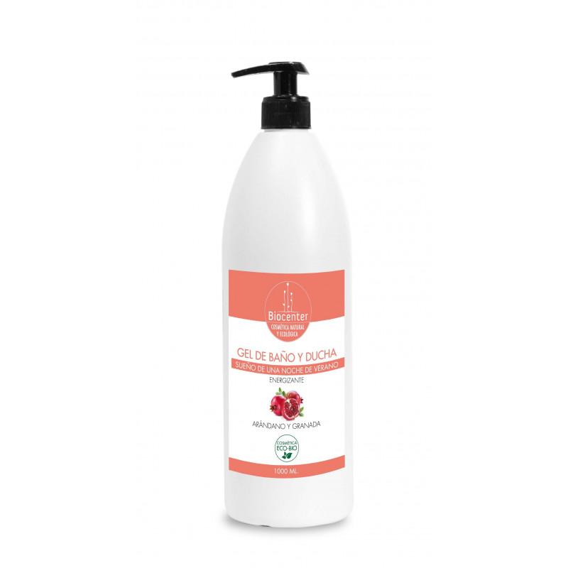 Gel de baño y ducha - Sueño de una noche de verano - 1000 ml