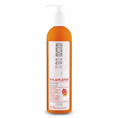 Gel de Duchas Vitaminas 400 ml