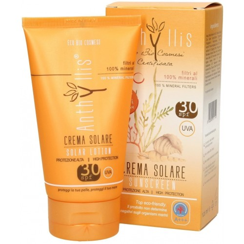 Crema Solar 30 SPF 125 ml ANTHYLLIS