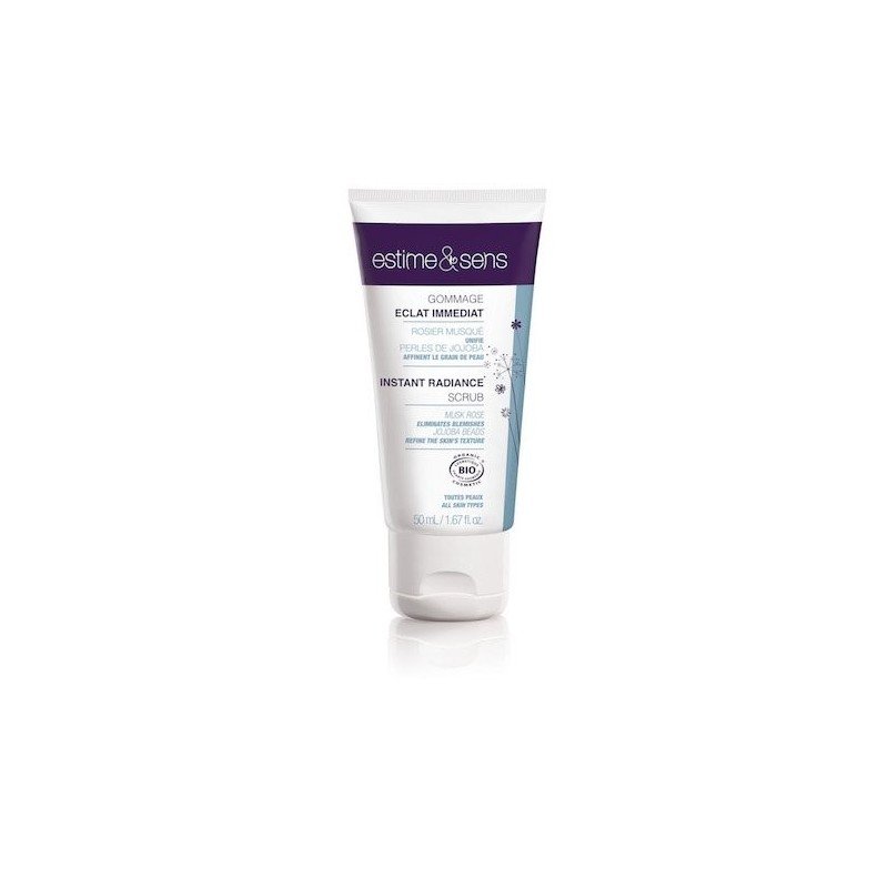 Exfoliante luminosidad Inmediata. 150 ml.