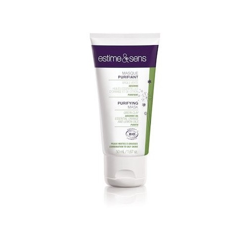 Mascarilla Purificante. Tubo de 50 ml.