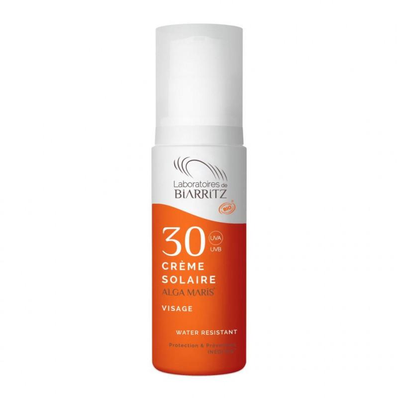 Crema Solar SPF 30 facial 50 ml ALGA MARIS
