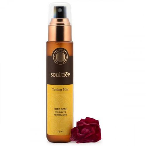 Tónico Spray de Rosa 75 ml SOUL TREE