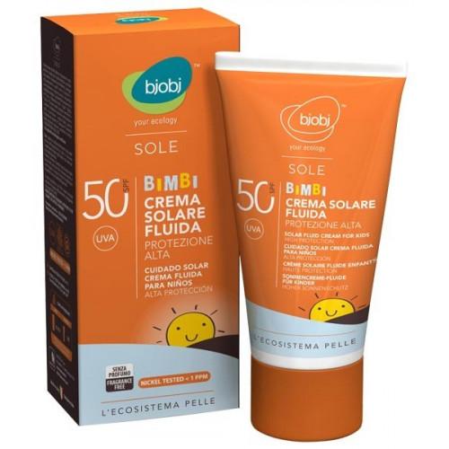 Crema Solar Bebé SPF 50 BJOBJ