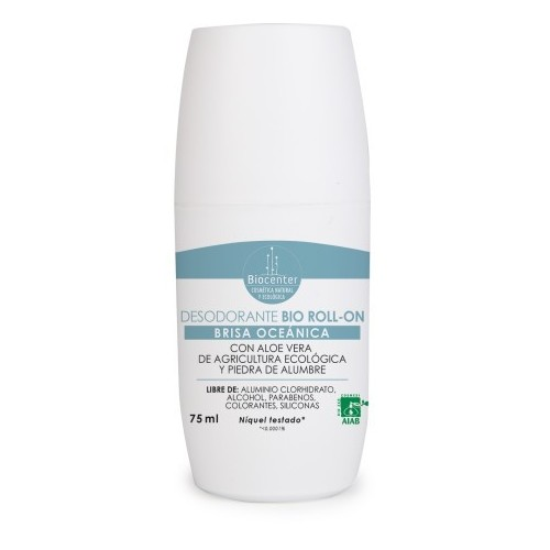 Desodorante Bio Roll-On Brisa Oceánica 75 ml
