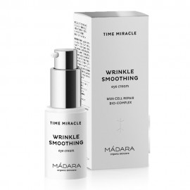 WRINKLE SMOOTHING EYE cream, 15 ml / Contorno de ojos Alisador